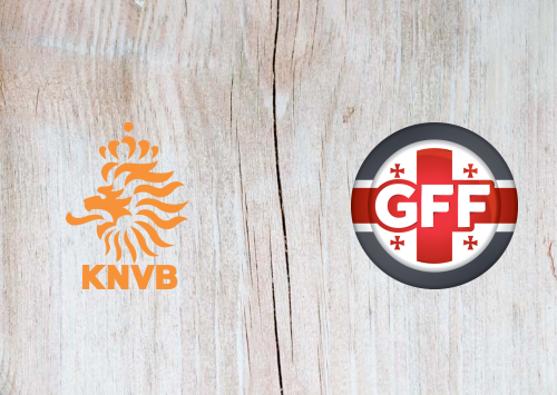 Netherlands vs Georgia -Highlights 06 June 2021