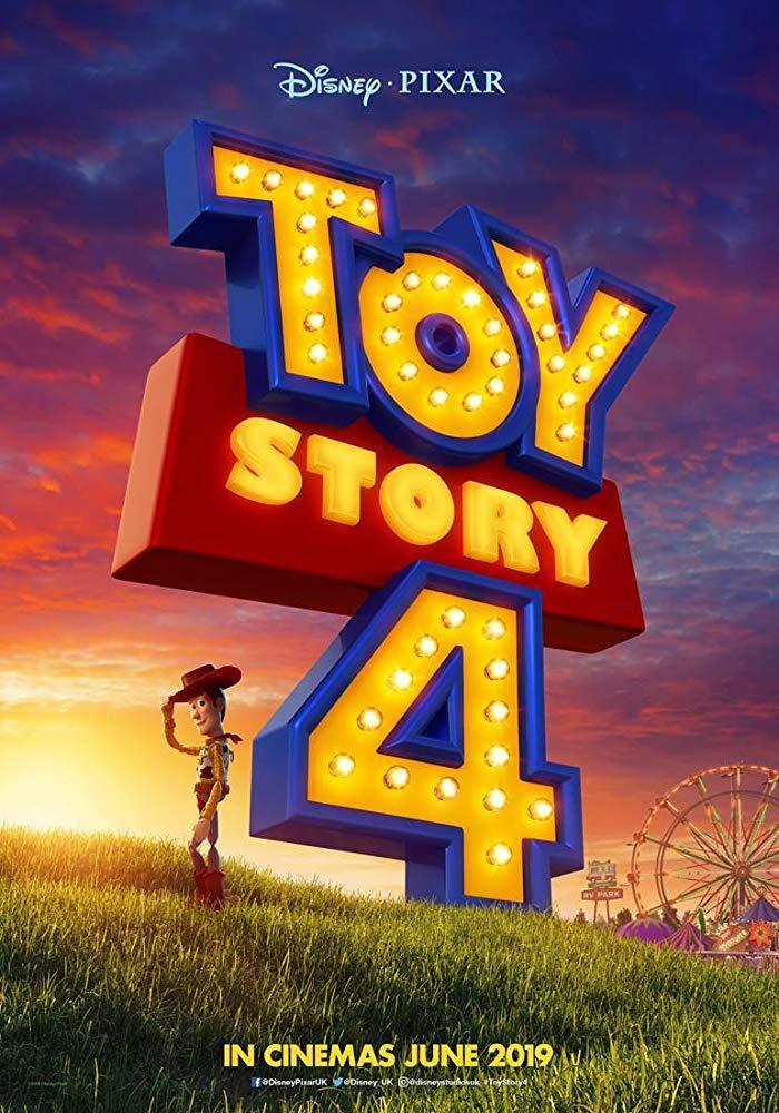 Full Movie Toy Story 4 2019