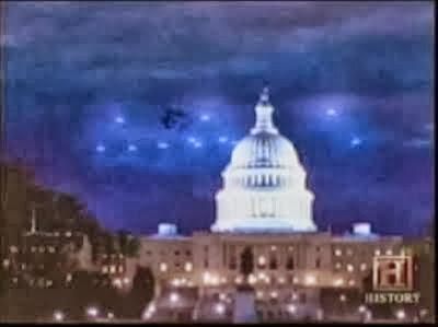 A Galaktikus Föderáció hajói Washington felett 1952-ben 2.rész