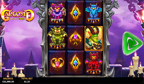 Main Gratis Slot Indonesia - Gargoyle Infinity Reels Yggdrasil