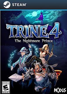 Trine 4 The Nightmare Prince PC