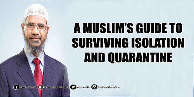 A Muslim's Guide To Surviving Isolation and Quarantine