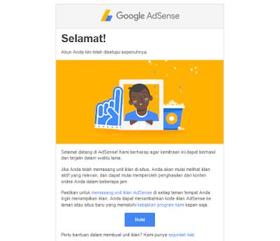 Tips Agar Mudah di Terima Google Adsense
