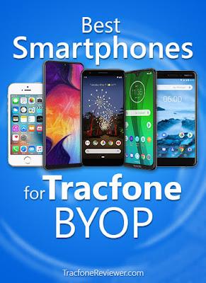 tracfone unlocked smartphones
