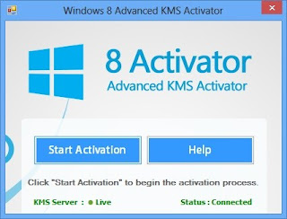 kms windows 8 activator permanent