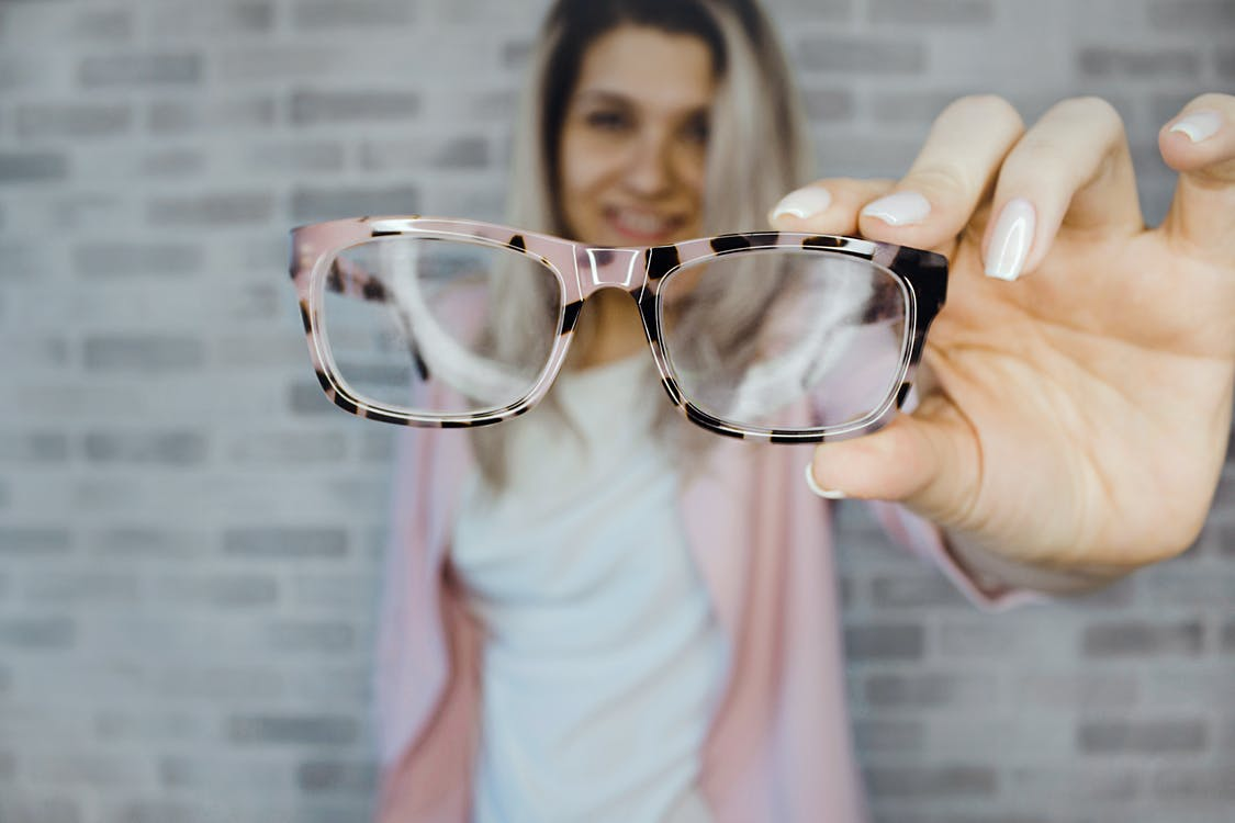 Five tips for fashionable and stylish glasses