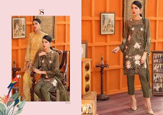 Deepsy Gulbano vol 13 Pakistani suits Catalog