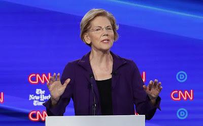 Soros chama Elizabeth Warren a candidata mais qualificada para ser presidente