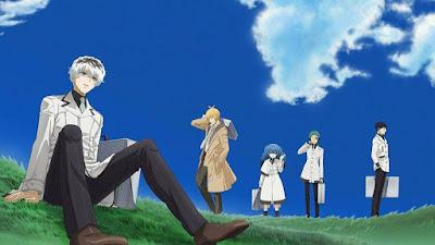 El anime Tokyo Ghoul:re anuncia su fecha de estreno