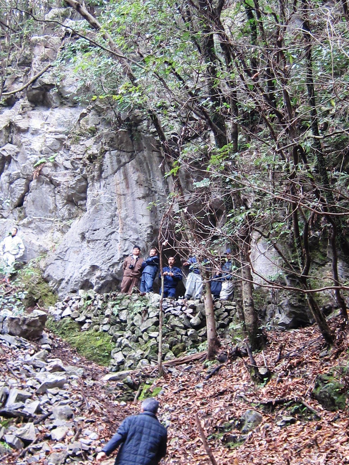 五木村観光協会 事務局Blog: 五木村九折瀬地区の「岩戸六地蔵」