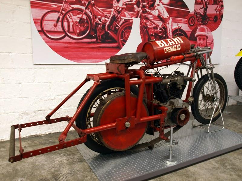 M80 Bultaco Sherpa Restoration: 10 - Back in Barcelona