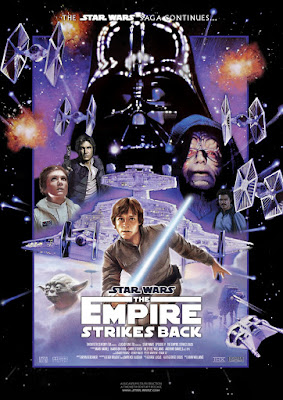 Poster Film Star Wars Eps V