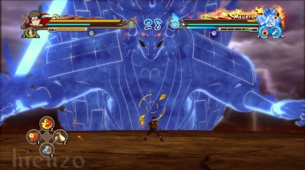 Save Naruto: Storm Revolution (All Characters Unlocked