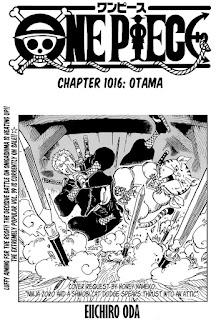 Update! Baca Manga One Piece Chapter 1016 Full Sub Indo