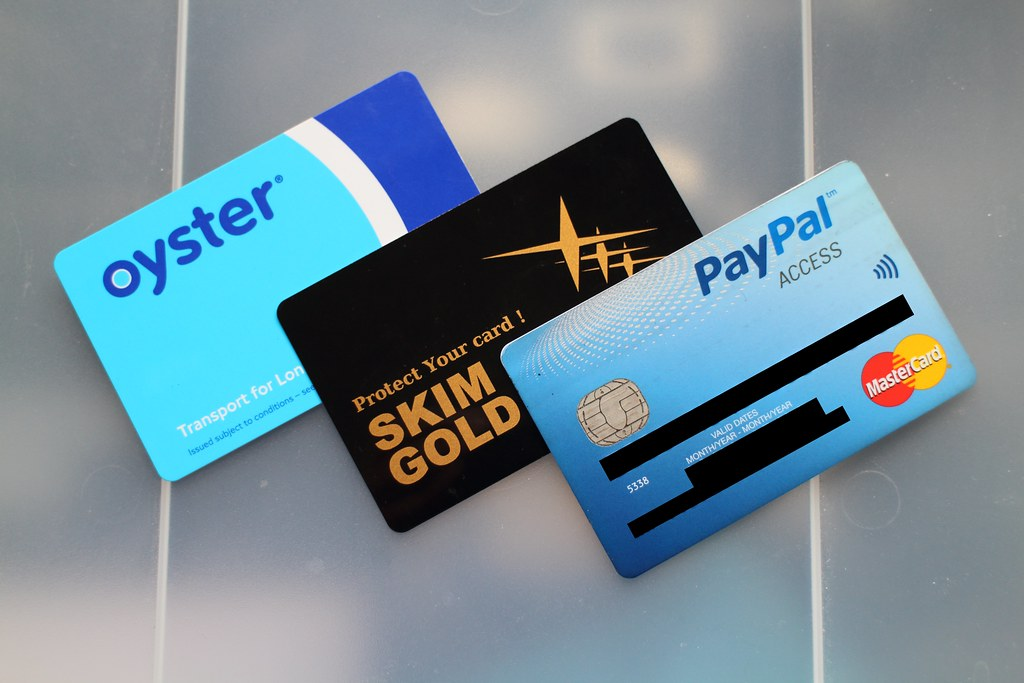 Paypal fee list to credit card for all countries
