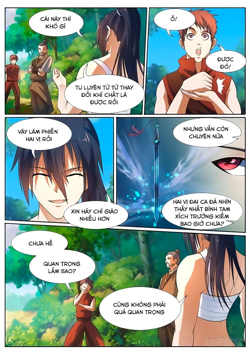 Ngự Thiên chap 11 - Trang 4