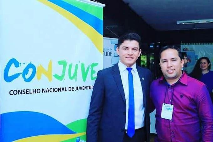 Coordenação Municipal de Juventude de Caxias participa do Encontro Nacional de Gestores Municipais e Estaduais de Juventude