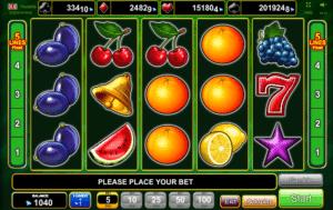 Jucat acum Burning Hot  Slot Online