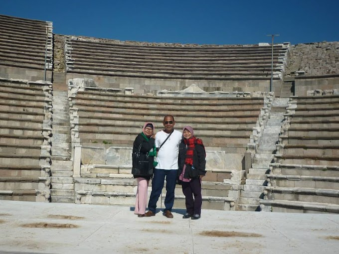 EPHESUS TURKI DAN GRAND THEATER