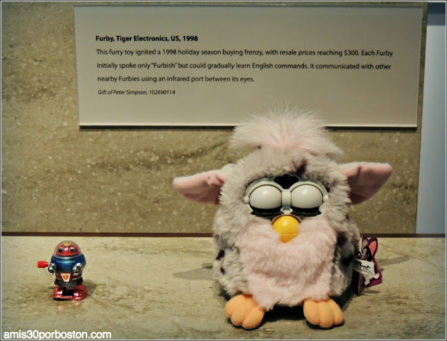 Computer History Museum: Furby