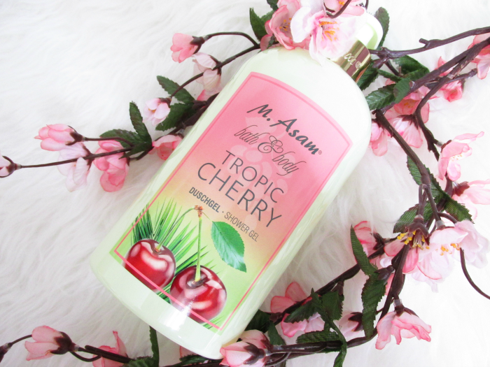 Review: M. Asam Tropic Cherry - Duschgel