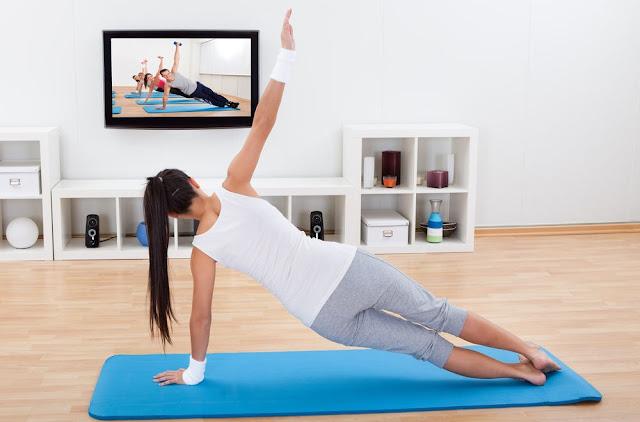 Berolahraga Yang Ringan, Cukup dan Intensitas Rutin.
