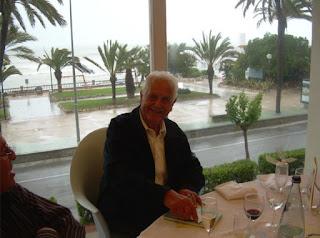 Lluis Noguer Pastó en 2008 (Foto archivo privado de M. Jorques)