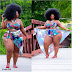 Big, Bold & Beautiful: Ugandan Plus-Sized Model Shares Lovely Pictures - Damnnn!