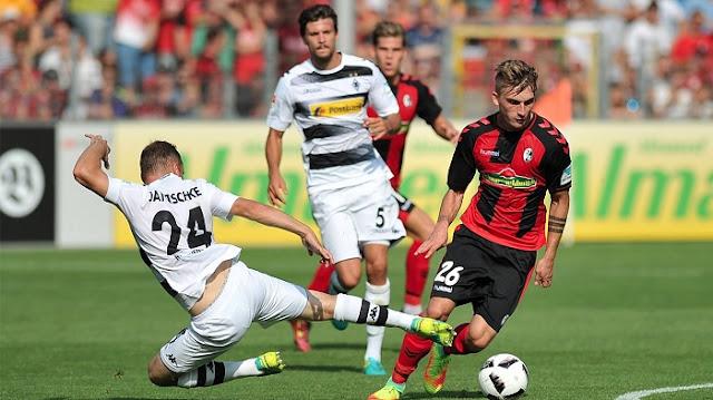 Friburgo vs Bayern Munich en vivo