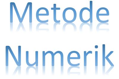 Metode Numerik Bab 5 (Lanjutan)
