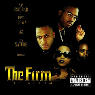 Nas Escobar, Foxy Brown, AZ & Nature Present... The Firm: The Album (1997)