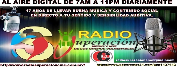 RADIO SUPERACIÓN ECMC