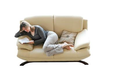 Relaxing, ontspannen, lezen, rust