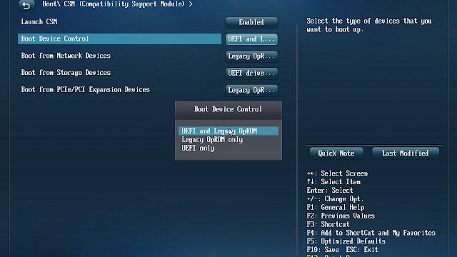 حل مشكلة 'Reboot And Select Proper Boot Device' في الويندوز