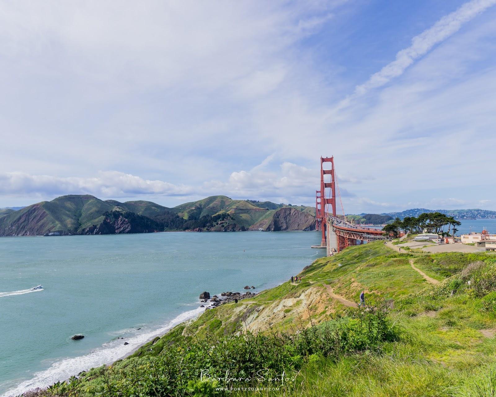The Golden Gate Bridge - Travel - A week in San Francisco.