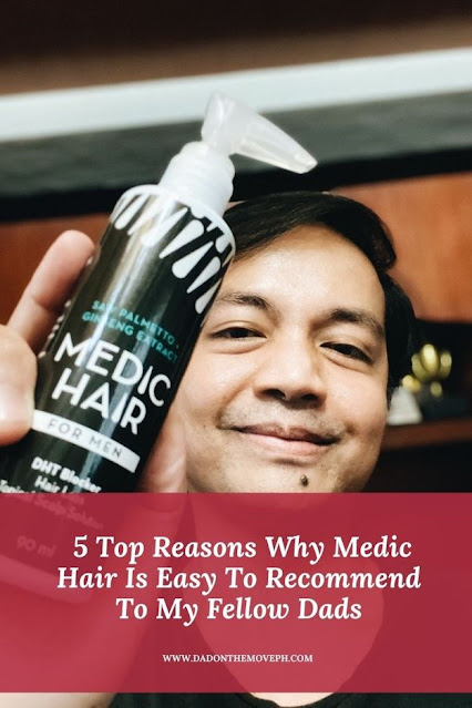 Medic Hair review and experience