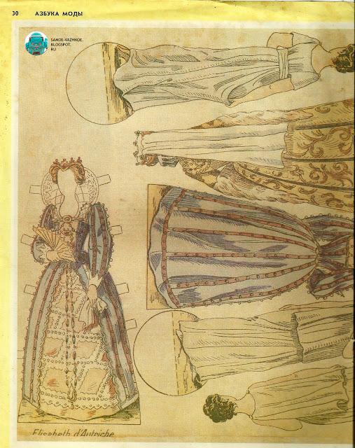 Бумажные куклы с одеждой СССР, советские. Бумажные куклы с одеждой для вырезания СССР, советские.  Бумажные куклы и одежда для них СССР, советские.