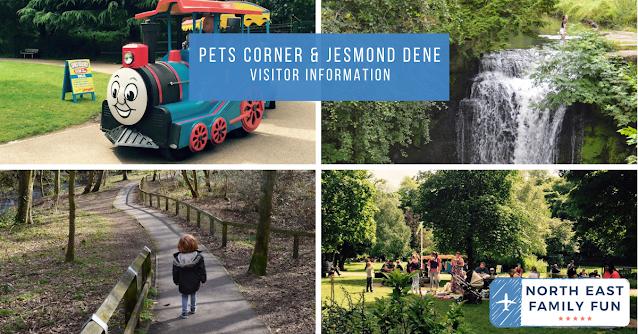 Pets Corner & Jesmond Dene : Visitor Information