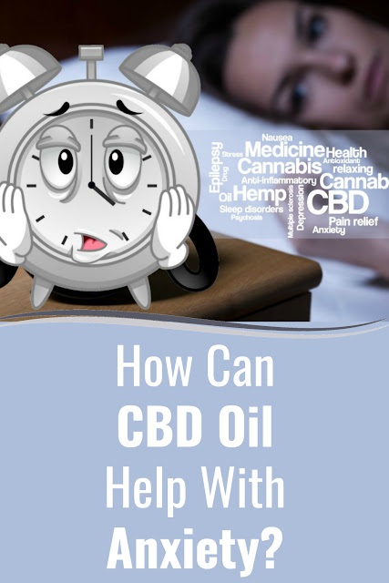 How Can CBD Oil Help With Anxiety By Top Beauty Blogger Barbies Beauty Bits
