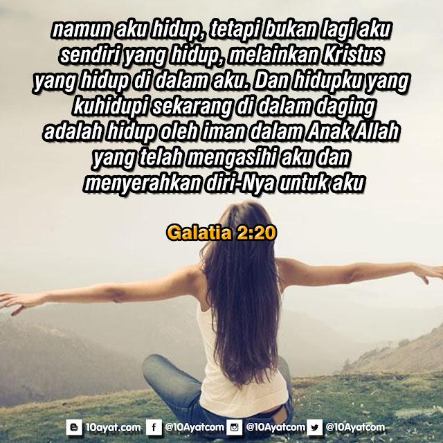 Galatia 2:20