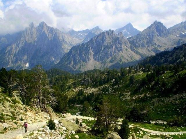 Parque Nacional de Aigüestortes y lago Sant Mauricio, Lleida