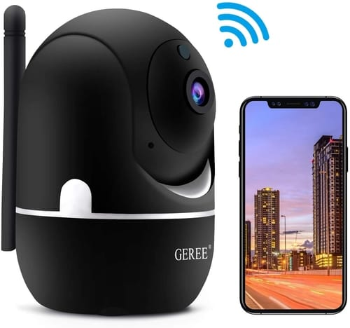 Review GEREE C105WX 1080P HD Indoor IP Camera for Home