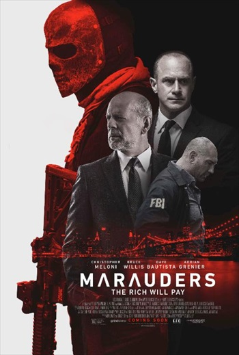 Marauders 2016 English Movie Download