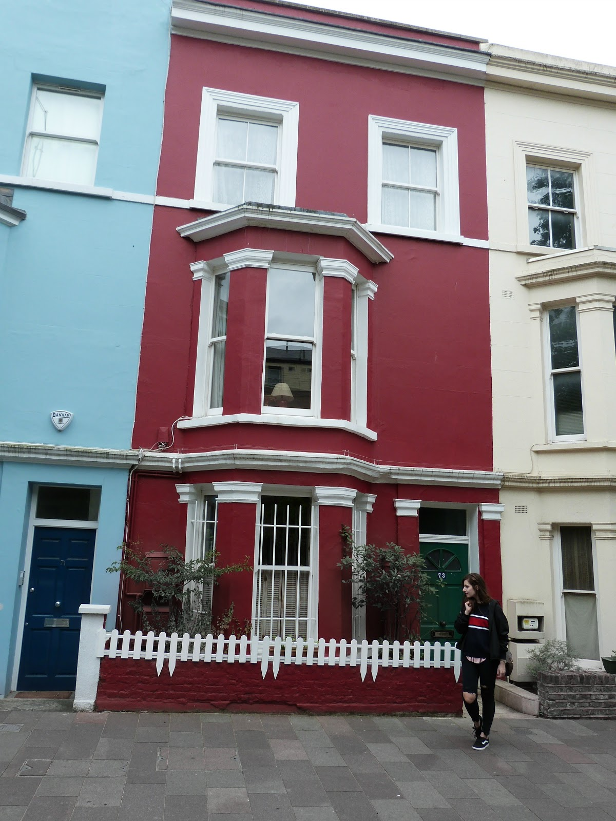Things to do in London - Notting Hill