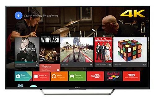 Smart TV da Sony tem tela em 4K e funções inteligentes com sistema Android
