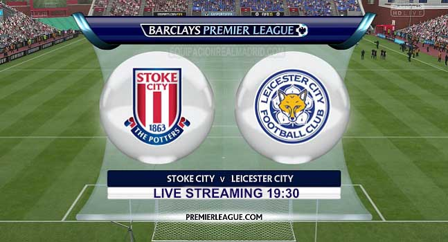 live streaming stoke city vs leicester 4 november 2017