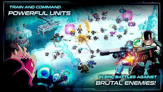 Iron Marines Apk Mod Unlimited