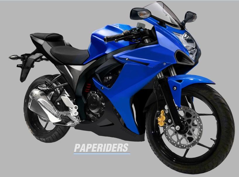 Kapankah Suzuki Indonesia akan merilis GSX -R150 ? . . nih dia bocorannya sob !