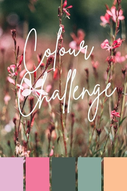 Colour Challenge for the Casually Crafting Blog Hop - May 2021