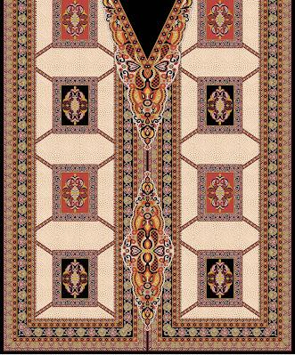 Lavanya-Geometric-Textile-Kaftan 43